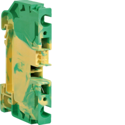 KYA06E2 Rijgklem 6 mm² aarde,  2 x quickconnect