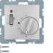 20311404 Therm. 24 V,  verbreekcontact,  berker S.1/B.3/B.7, alulook