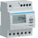 EC350 kWh-meter 3-fasen,  directe meting 63 A,  1 tarief,  4 modules