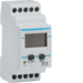 EU102 Controlerelais 1f spanning,  LCD-display