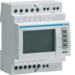 SM101E Digitale multimeter,  din rail