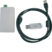 TJ701A KNX/USB-interface met domovea softwaresuite op USB-stick