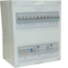 UYS33YL-F Energybox 3-fase 6 groepen + 1x fornuisgroep h x b = 300 x 250 mm