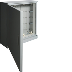 FL53SPX01 Verdeler IP65 geïsoleerd 900 x 850 x 300 mm,  met UV-coating en plint