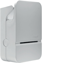 XEV221 witty.park IP44, 1-fase,  7 kW,  oplaadmodus 3 - type 2, RFID