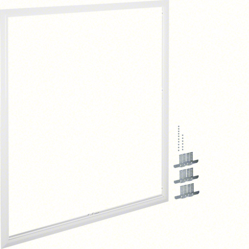 FZ44B Inbouwraam univers,  IP44 voor 1050 x 1250 mm
