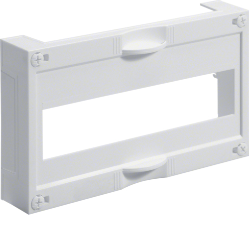 US11A3 Afdekplaat sleuf horizontaal 150 x 250 mm DIN-rail afstand 125 mm